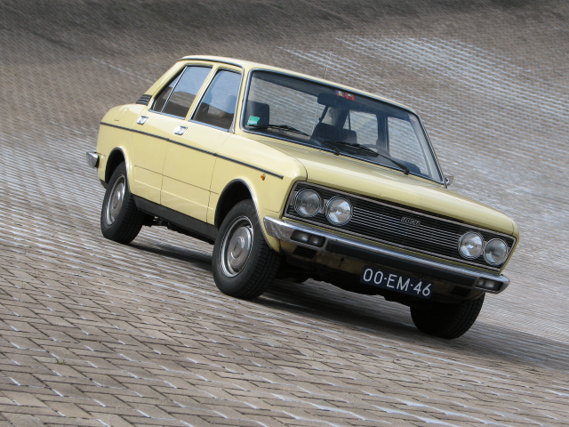 FIAT 132 Charles Small